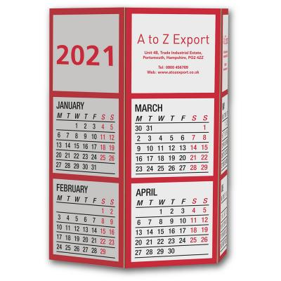 Image of Calendar Pen Pot